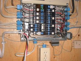 how to install a subpanel rh electrical online com Detached Garage Wiring Diagrams Square D GFCI Wiring-Diagram