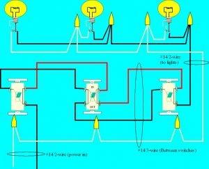 Wiring a 4-Way Switch