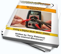 order your copy of 'the basics of household wiring' dvd plus your copy of  the valuable e-book 'using a digital multi meter' and save!