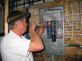 replacing a breaker in your panel electrical online figure