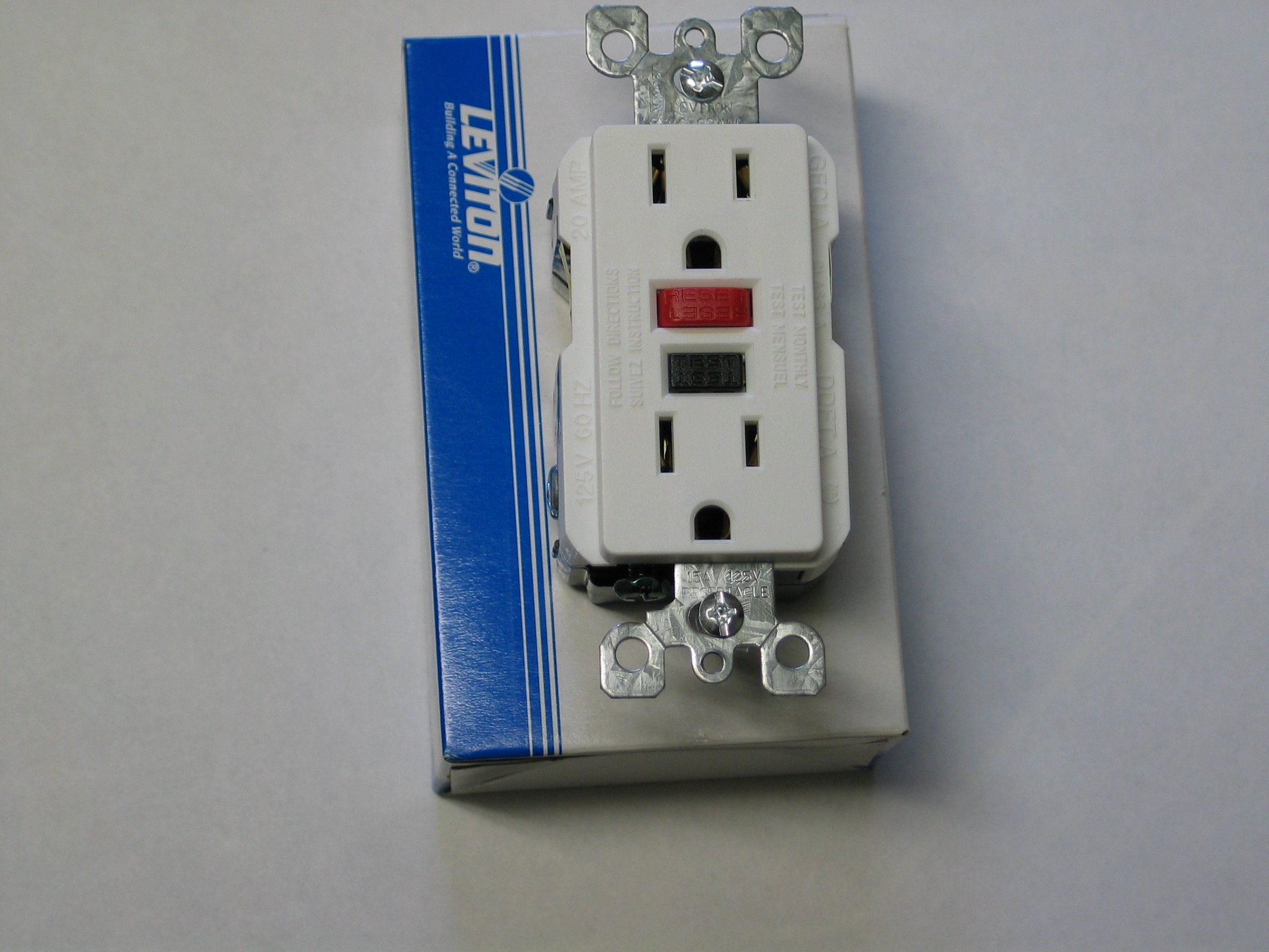 problems a tripping gfci on an rv electrical online a given that the gfci will reset once dried out it is most likely that you have water leaking into one of the outlets check your rv manual to determine