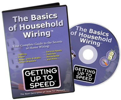 basics of household wiring dvd basics of household electrical wiring video tutorials
