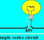 Simple series circuit