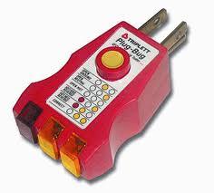 GFCI Plug Tester