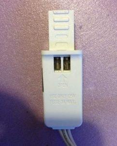 Plug Opened