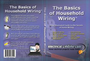 The Basics of Household Wiring DVD