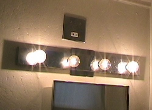 Bathroom Vanity Light Gfci : Replace a Razor Only Outlet With GFCI Receptacles : Electrical Online