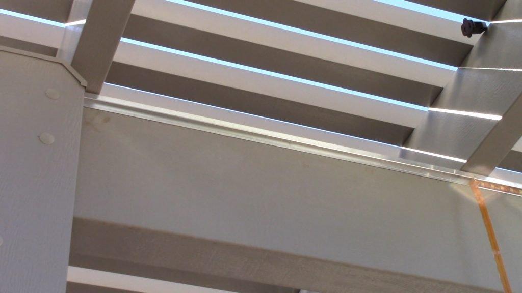 Installing LED Tape Light in Track