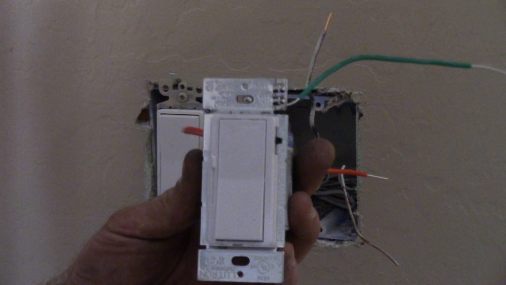 Lutron Dimmer Switch