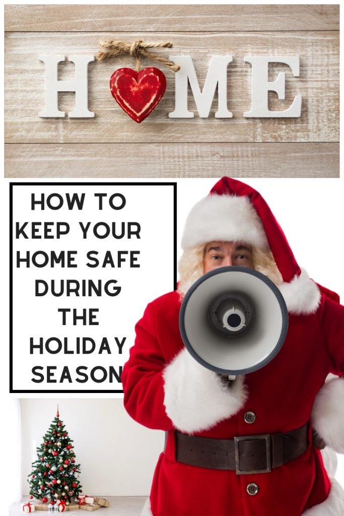 How to Keep Your Home Safe During the Holiday Season