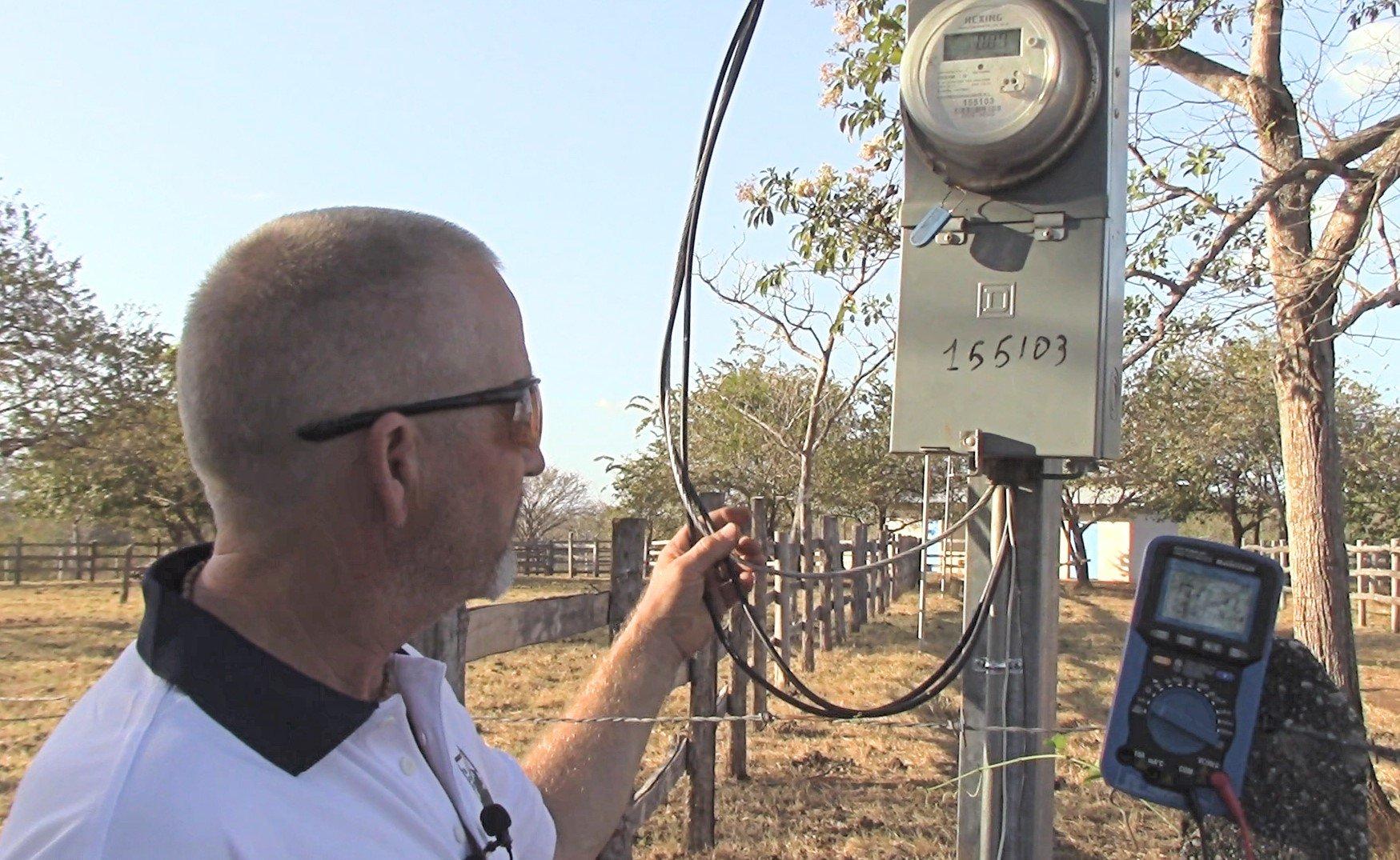 Costa Rica Power Meter